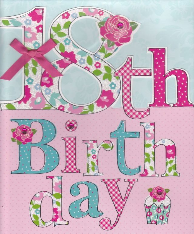 Super 18Th Birthday Wishes Messages And Greeting Cards 9 Happy Birthday Personalised Birthday Cards Paralily Jamesorg