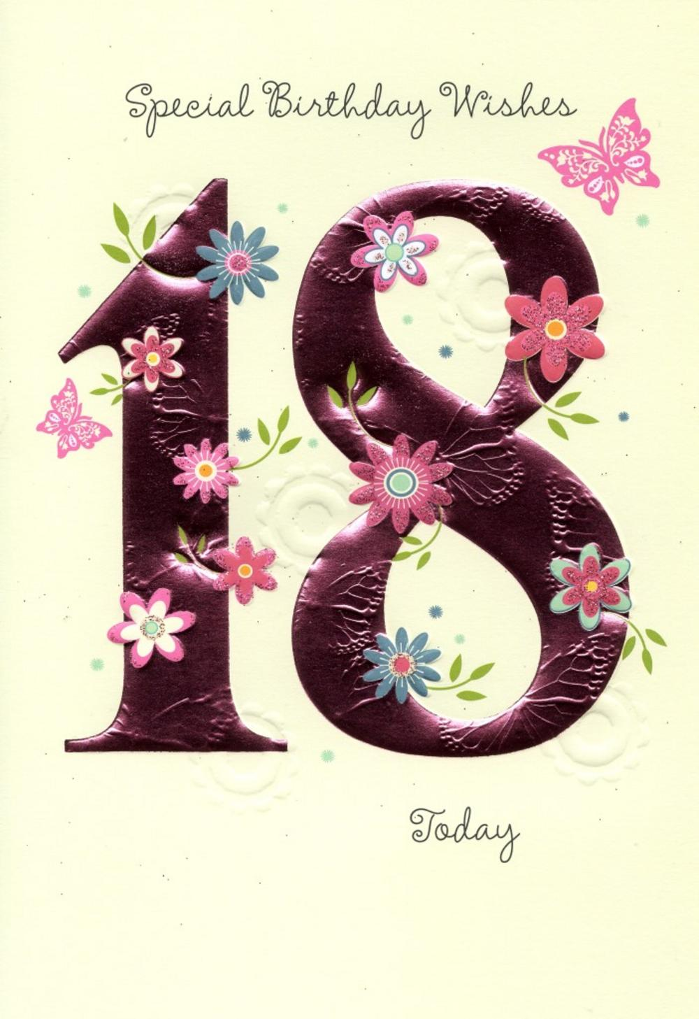 18th birthday wishes messages and greeting cards 9 happy birthday 18th birthday wishes messages and greeting cards kristyandbryce Choice Image