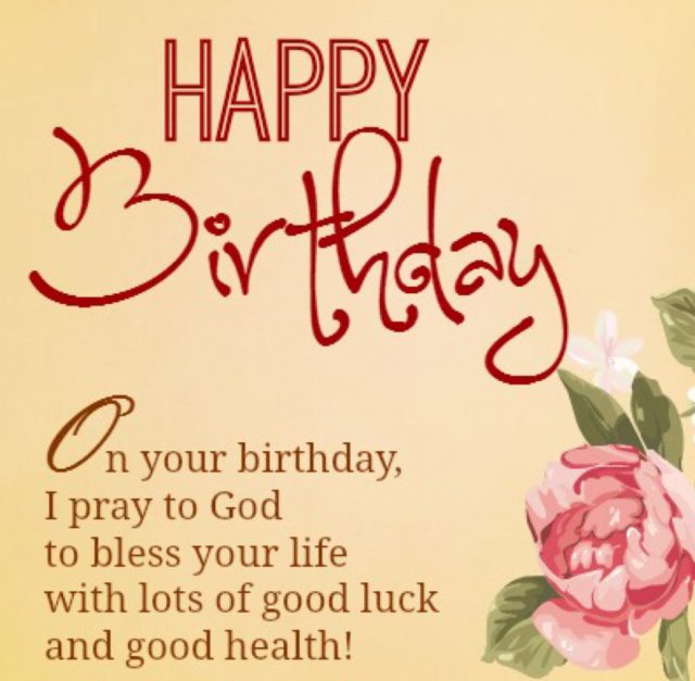 Top 50 Happy Birthday Blessings Religious Birthday Wishes 9 Happy