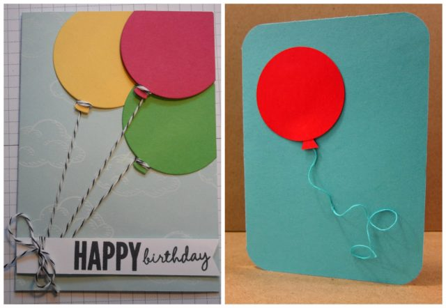 Top 30 cool birthday card ideas and images 9 happy birthday handmade birthday card ideas 1 easy handmade cards m4hsunfo