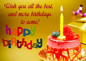 Birthday Quote 9 Happy Birthday