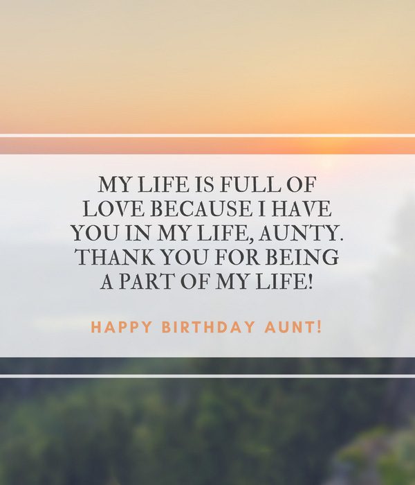 top 50 happy birthday aunt quotes wishes and messages 9 happy
