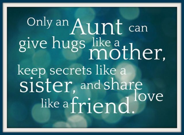Top 50 Happy Birthday Aunt Quotes, Wishes and Messages - 9 ...