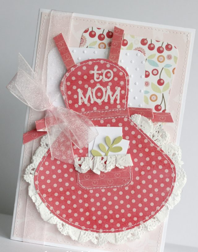 Creative Ideas For Making Birthday Cards Part - 41: A Creative Idea, Isnu0027t It? How Will A Mom Feel When Her Daughter Gives Her  This Kind Of Birthday Card With Sincere Wishes On It On Her Birthday?