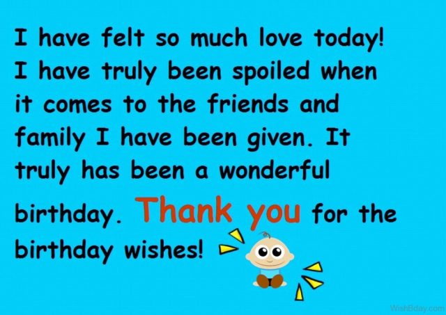 Best 30 thank you for the birthday wishes 9 happy birthday greeting moments m4hsunfo