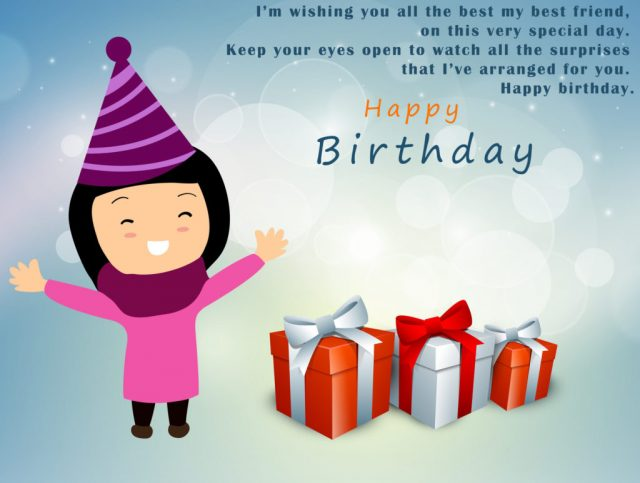 Stupendous 56 Happy Birthday Wishes For Friend With Images 9 Happy Birthday Funny Birthday Cards Online Alyptdamsfinfo