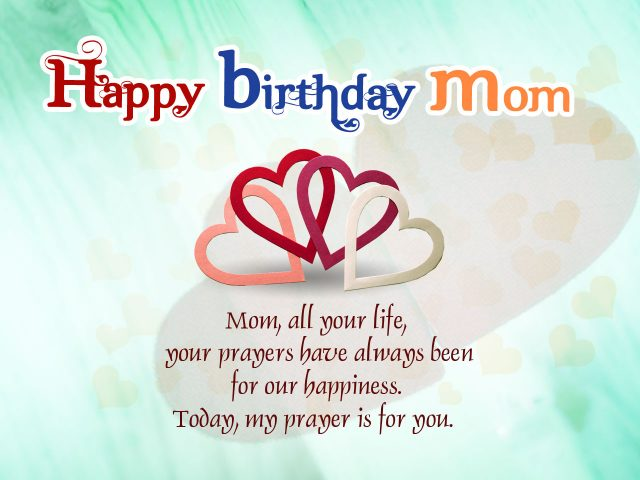 To My Greatest Mom Today I Wish You Health And Beauty Even Though In Heart Are Always The Prettiest