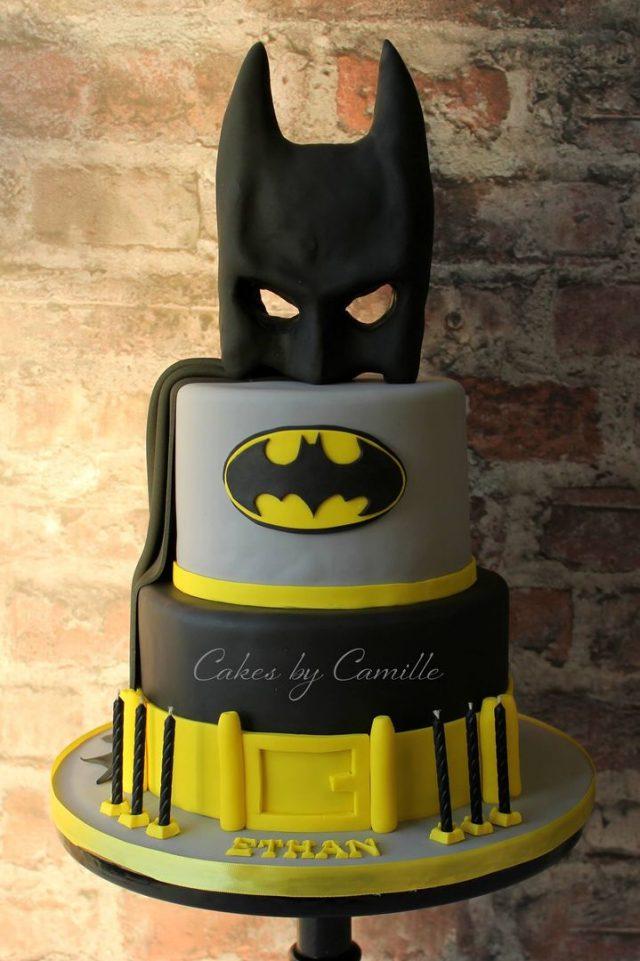 30 Unique Batman Birthday Cakes 9 Happy Birthday