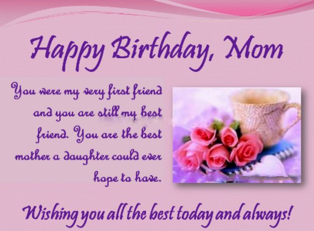 Dont Worry Mom In Spite Of Being A Busy Man Anyway I Still Never Forget My Dear Moms Birthday Happy