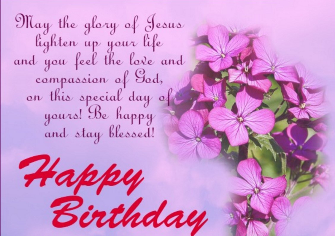 happy birthday prayers and blessings by quote - 9 Happy ...