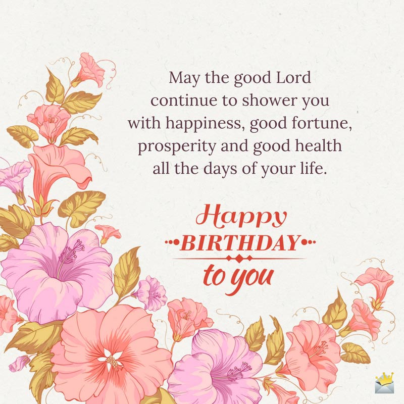 Happy Birthday Prayers And Blessings For You 9 Happy