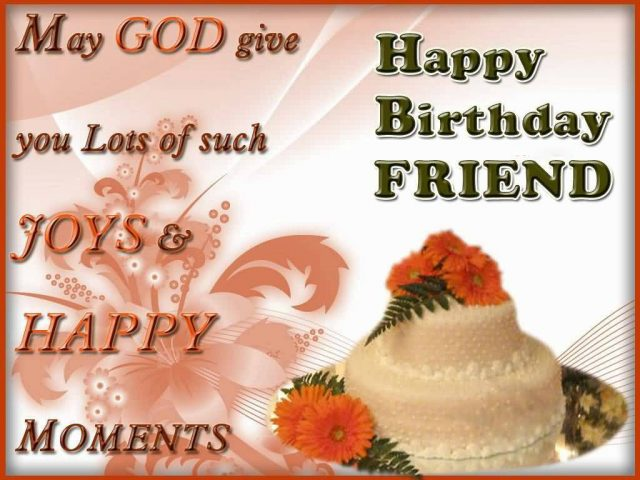 I Believe In You Completely Because Are So Kind And Honest Wish Best Wishes Happy Birthday Dear Friend