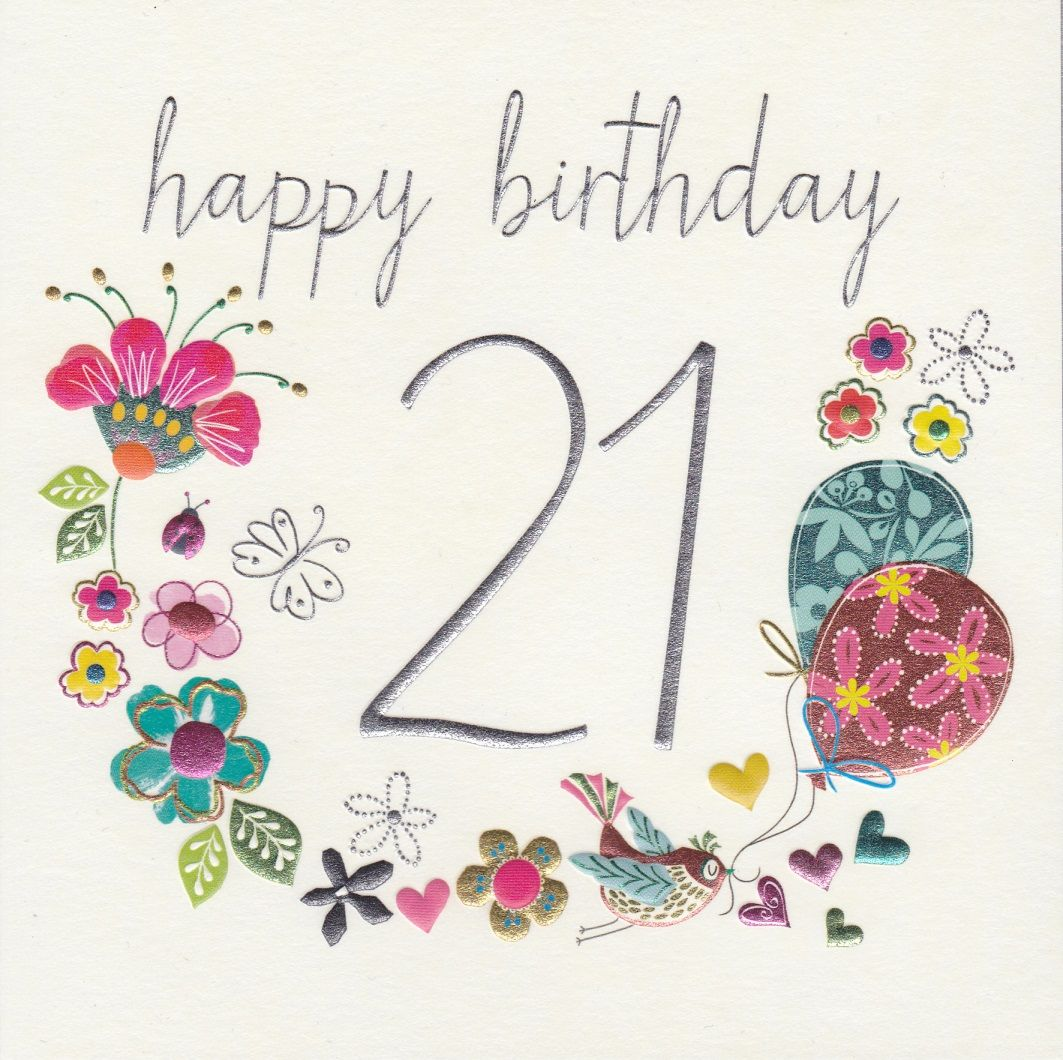 Happy 21st birthday wishes messages and cards 9 happy birthday happy birthday 21 years of you izmirmasajfo