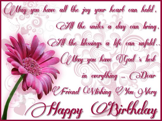 Remember I Will Always Pray You All Lucky Wish A Happy Birthday My Friend