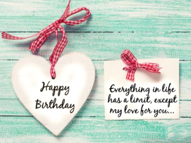 I Wish My Husband Health You Will Always Be Loving And Believe Love Happy Birthday Honey