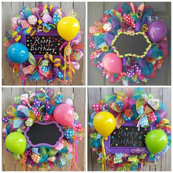 Special Balloons With A Lot Of Other Decoration Are An Exciting Idea For Your Birthday