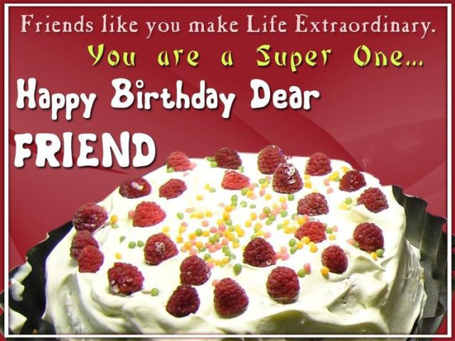 I Have Waited For This Day A Long Time Big Gift You And My All Best Wishes Happy Birthday Friend