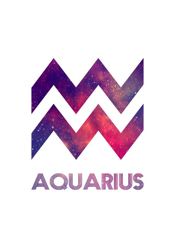 12 Birthday Zodiacs – Aquarius