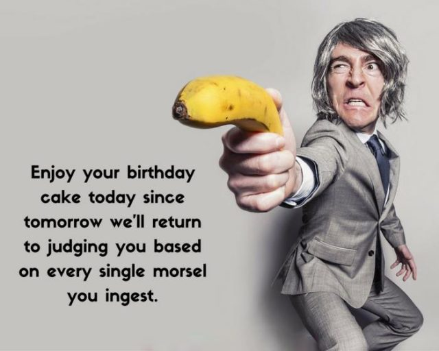 Amazing Funny Birthday Messages