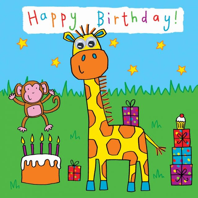 Animated Birthday Ecards Image