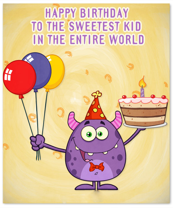 Animated Happy Birthday Boy Images