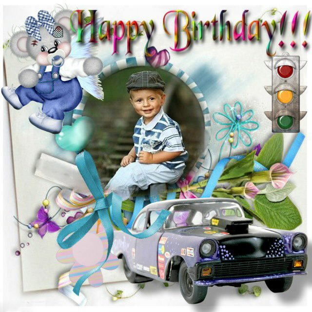Art Happy Birthday Boy Images