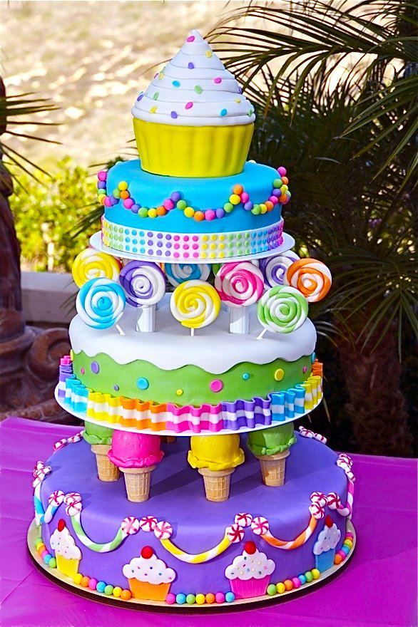 Awesome Shopkins Birthday Cake Ideas