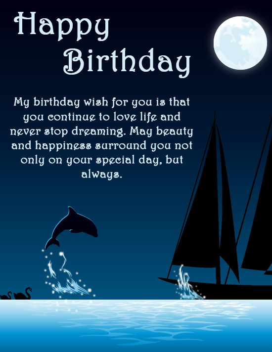 Beautiful Birthday Ecards For Men