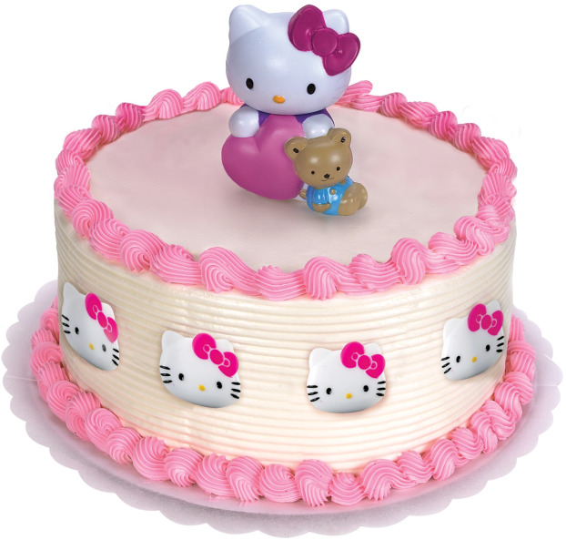Birthday Cakes for Girls and Women – Hello Kitty