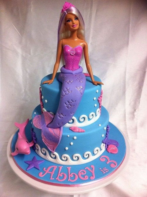 Birthday Cakes for Girls and Women – barbie