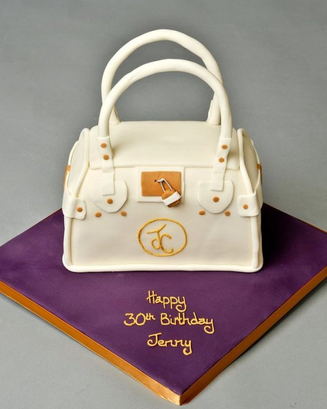 Birthday Cakes for Girls and Women – fashion bag