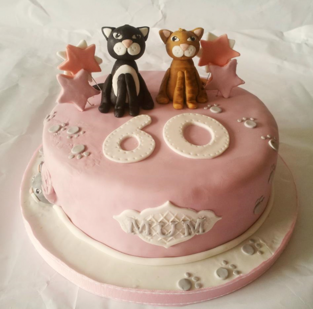 Birthday Cakes for Girls and Women – kitten