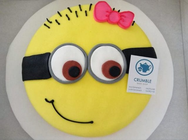 Birthday Cakes for Girls and Women – minions