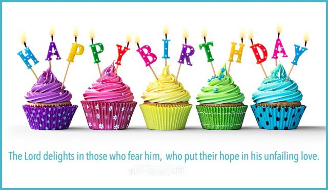 Birthday Ecards Image With Cupcakes