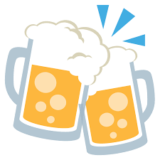 Birthday Emoji – beers