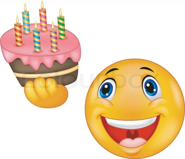 Birthday Emoji – cakes