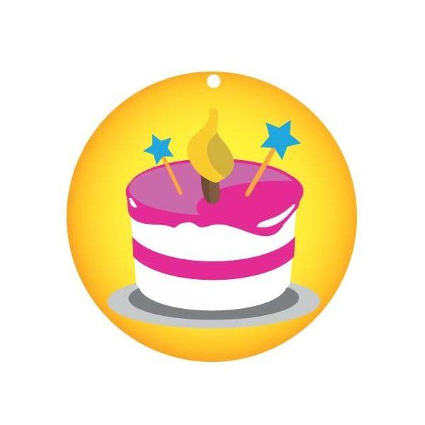 Birthday Emoji – instant gift