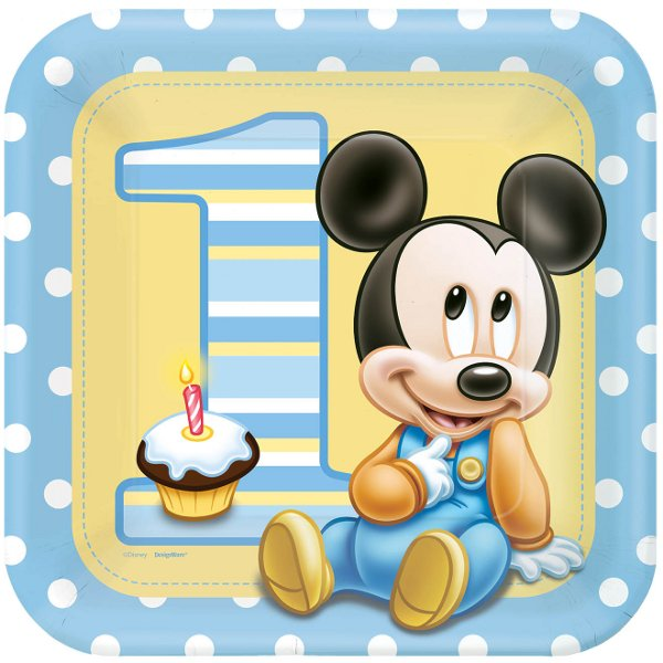 Birthday Emoji – mickey