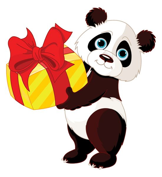Birthday Emoji – panda