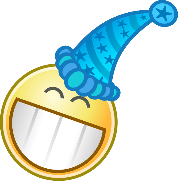 Birthday Emoji – smiley