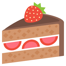 Birthday Emoji – strawberry
