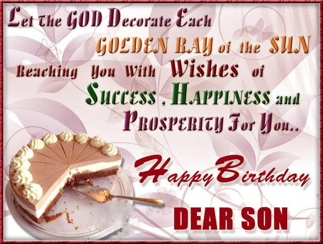58 unique birthday wishes for son with images 9 happy birthday blessing birthday wishes for son with images m4hsunfo