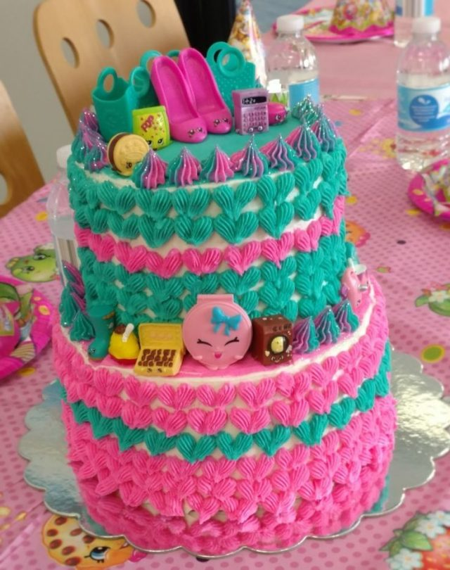 Brilliant Shopkins Birthday Cake Ideas