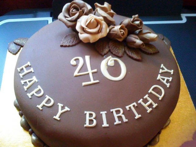 Chocolate Birthday Cakes for Girls and Women