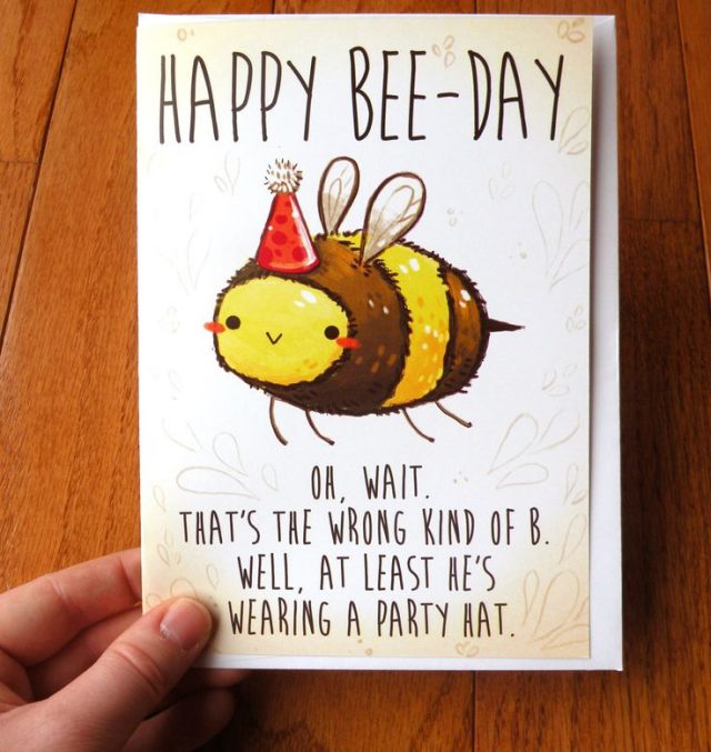 Cute Funny Birthday Cards