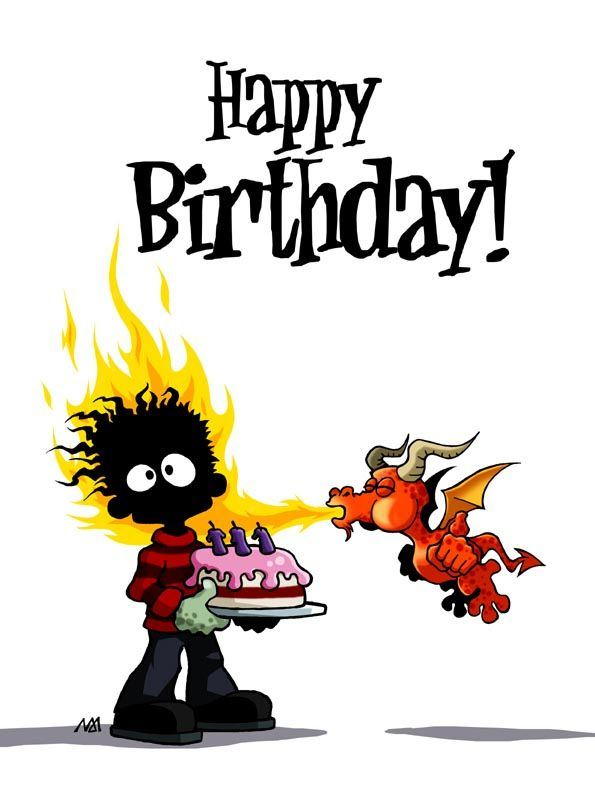 Funny Happy Birthday Boy Images