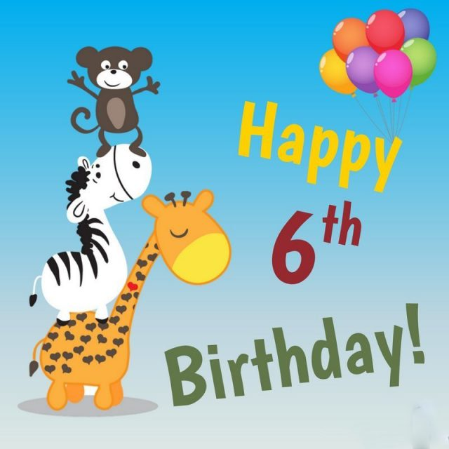 Happy Birthday Boy Images – Animal