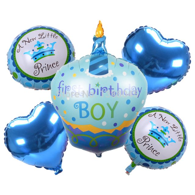 Happy Birthday Boy Images – balloons