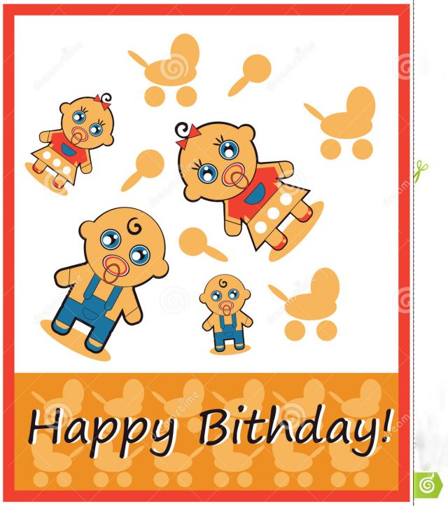 Happy Birthday Boy Images – cute cookies