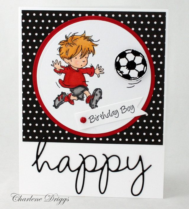 Happy Birthday Boy Images – soccer